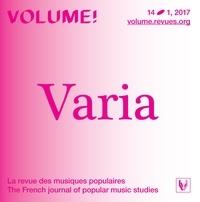 Melanie Seteun - Volume ! N° 14-1 : .