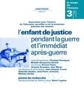 Presses universitaires de Rennes - Numéro 3 | 2000 - L'enfant de justice pendant la guerre et l'immédiat après-guerre - RHEI.