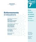 Presses universitaires de Rennes - Numéro 7 | 2005 - Enfermements et éducations - RHEI.