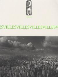 Bernardo Secchi et Richard Sennett - Prétentaine N° 16/17, Hiver 2003 : Villes.