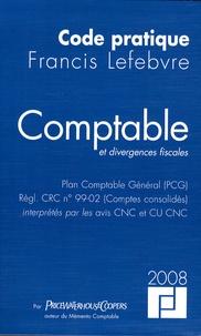 PriceWaterhouseCoopers et Claude Lopater - Comptable et divergences fiscales.