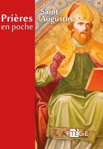 Prières en poche - Saint Augustin