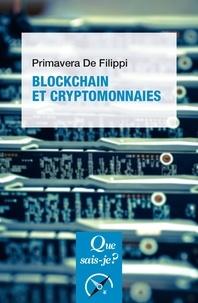 Primavera De Filippi - Blockchain et cryptomonnaies.