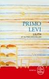 Primo Levi - Lilith et autres nouvelles.