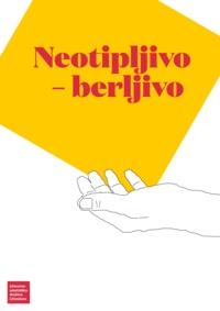 Primož Čučnik et Mitja Drab - Neotipljivo – berljivo.