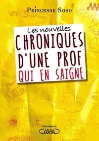 Meilleur ebooks téléchargement gratuit pdf Chroniques d'une prof qui en saigne  9782749937205 (French Edition)