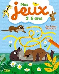 Prisca Le Tandé - Les bébés animaux.