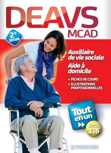 deavs mcad - auxiliaire de vie sociale - aide  u00e0     priscilla benchimol - decitre