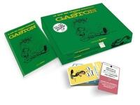 Prisma (éditions) - Coffret Le quiz des grandes inventions avec Gaston - Contient 1 livre et 400 questions.