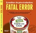 Prisma (éditions) - Fatal Error - Le meilleur des pires traductions.