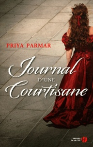Priya Parmar - Journal d'une courtisane.