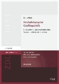 Probabilistische Geolinguistik - Geostatistische Analysen lexikalischer Variation in Bayerisch-Schwaben.