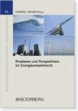 Probleme und Perspektiven im Energieumweltrecht - Dokumentation der XIII. Jahrestagung des Instituts für Berg- und Energierecht am 6. März 2009.