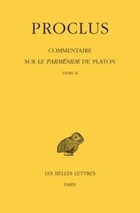 Era-circus.be Commentaire sur le Parménide de Platon - Tome 2, Livre II Image