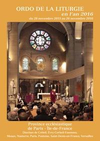 Procure - Ordo de la liturgie en l'an 2016.