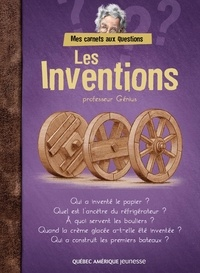 Professeur Génius - Les inventions.