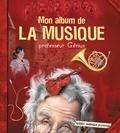 Professeur Génius - Mon album de la musique.