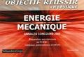 Professeur Teng - Energie & Mécanique - Annales concours 2005 PCEM 1, paramédicaux, DEUG.