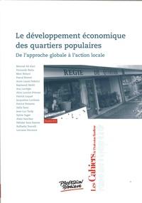 Olivier Maire - Les Cahiers de Profession Banlieue Novembre 2016 : Le développement économique des quartiers populaires - De l'approche globale à l'action locale.