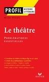 Profil - Le théâtre : problématiques essentielles.