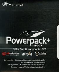 Mandrakesoft - Powerpack+ - Mandriva, Sélection Linux pour les TPE. 2 DVD