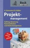 Projektmanagement - Auftrag, Steuerung, Kommunikation und Risikomanagement.