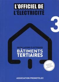 Promotelec - Installations électriques bâtiments tertiaires.