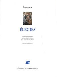 Corridashivernales.be Elégies - Edition bilingue français-latin Image