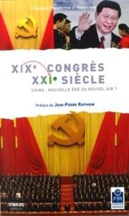 Prospective et Innovation - XIXe congrès - XXIe siècle.
