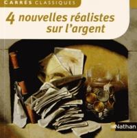 Téléchargez les meilleures ventes d'ebooks gratuitement 4 nouvelles réalistes sur l'argent 9782091885315 (Litterature Francaise)