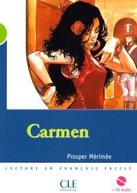 Prosper Mérimée et Dominique Lambert-Thizy - Carmen - Lecture en français facile, Niveau 2. 1 CD audio