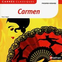 Livres de téléchargement gratuits Carmen  - 1847, texte intégral (Litterature Francaise)