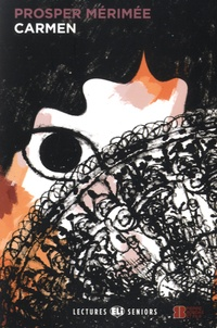 Prosper Mérimée - Carmen - Niveau 3 FLE B1. 1 CD audio