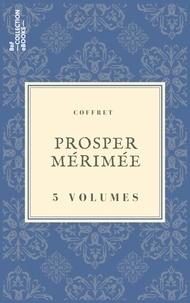 Prosper Mérimée - Coffret Prosper Mérimée - 5 textes issus des collections de la BnF.
