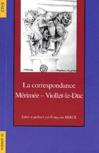 Prosper Mérimée et Eugène Viollet-le-Duc - .