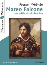Téléchargement de la base de données de livres Amazon Mateo Falcone  - Suivi de L'Histoire de Rondino 9782210762756 par Prosper Mérimée