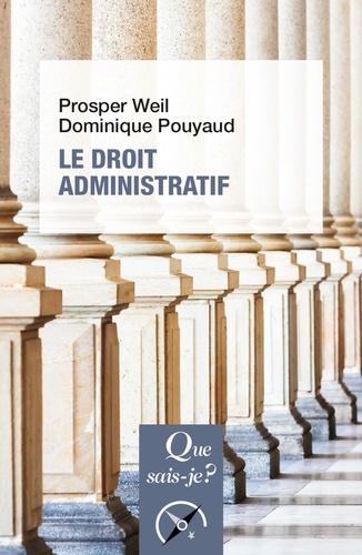 Le droit administratif 25e édition