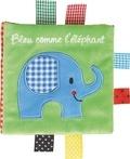 Prospérine Desmazures - Bleu comme l'éléphant.