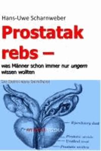 Prostatakrebs - Was Männer schon immer nur ungern wissen wollten.