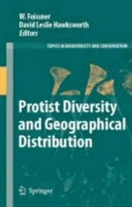 W. Foissner - Protist Diversity and Geographical Distribution.