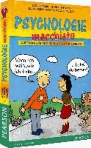 Psychologie macchiato - Cartoonkurs für Schüler und Studenten.