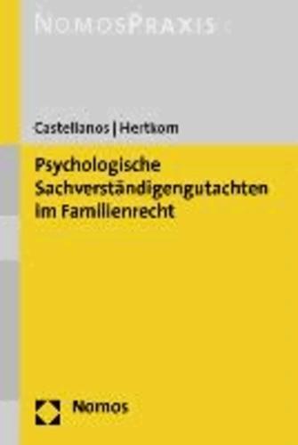 Psychologische Sachverständigengutachten im Familienrecht.