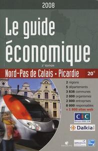 PTC Normandie - Le guide économique Nord-Pas-de-Calais Picardie 2008.