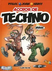 Ptiluc et  Joan - Accros de techno.