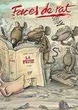 Ptiluc - Face de rat Tome 01.