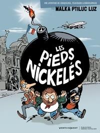 Ptiluc et  Luz - Les Pieds nickelés Tome 1 : .