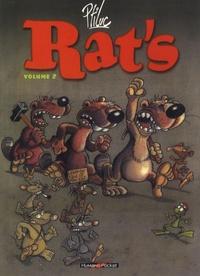 Ptiluc - Rat's Tome 2 : .