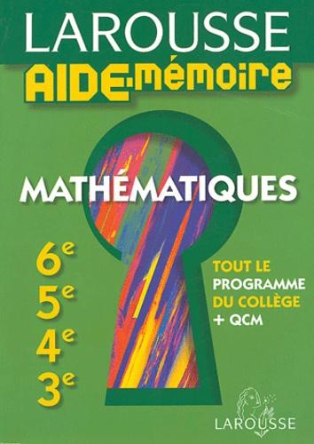 Ptolémée - Mathématiques - 6e, 5e, 4e, 3e.