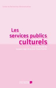 PU Aix-Marseille - Les services publics culturels.