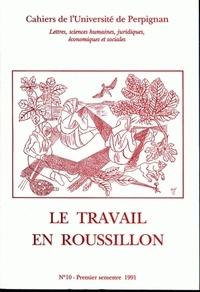 PU Perpignan - Le travail en Roussillon.
